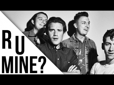 Arctic Monkeys - R U Mine? [Lyrics]